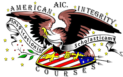American Integrity Courses, Logo
